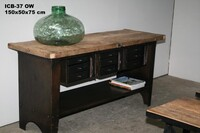Industrial 9 drawer chest - Click photo for more details